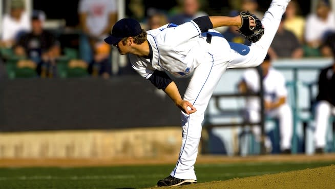 3 Explosive Exercises Designed to Increase Pitching Power