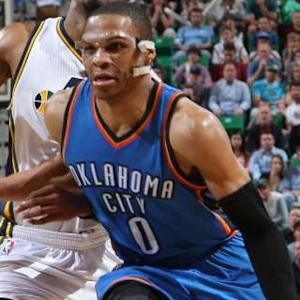 Russell Westbrook's Big Night