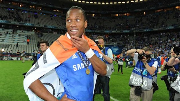 Former Chelsea star Didier Drogba joined Galatasaray from Shanghai Shenhua