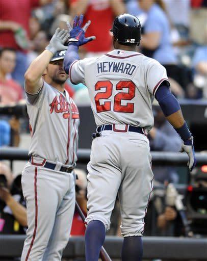 Maholm throws 3-hitter, Braves beat Mets 4-0