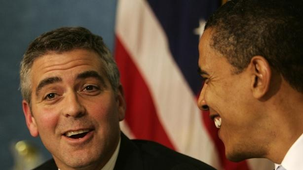 George Clooney Threw Barack Obama the Best Party Ever