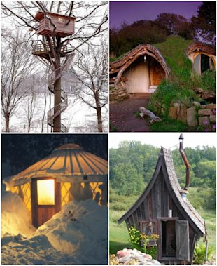 Amazing tiny homes you won't believe are real!