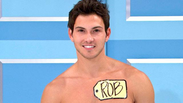'Price Is Right' Reveals First Male Showcase Model - Rob Wilson
