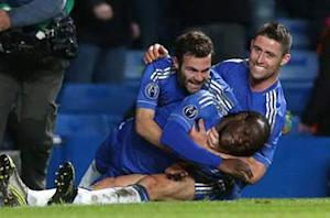 Chelsea 3-2 Shakhtar: Late Moses magic pulls Blues back from brink