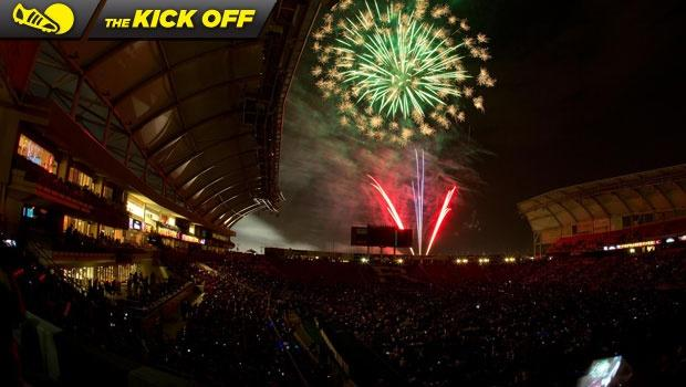 Kick Off: Fireworks around MLS with a flurry of goals, late drama, and not a little bit of controversy