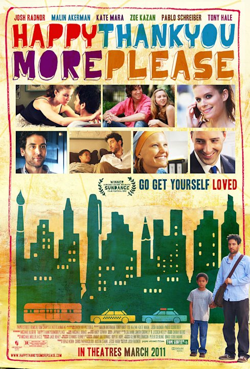 HappyThankYouMorePlease 2011 Anchor Bay Films Poster