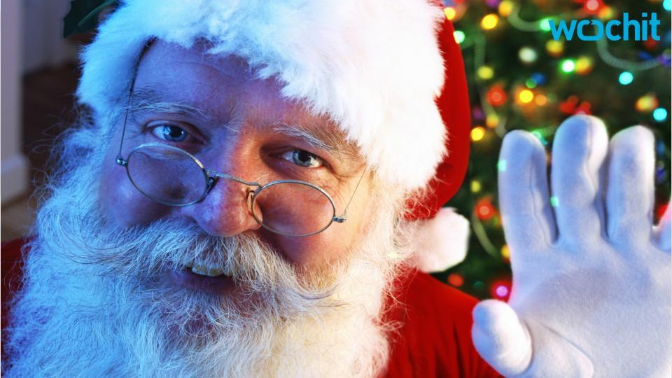 NORAD 'tracks' Santa from Australia to S. America