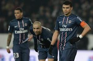 Paris Saint-Germain 1-0 Montpellier: Gameiro strikes 10 minutes from time to secure precious win