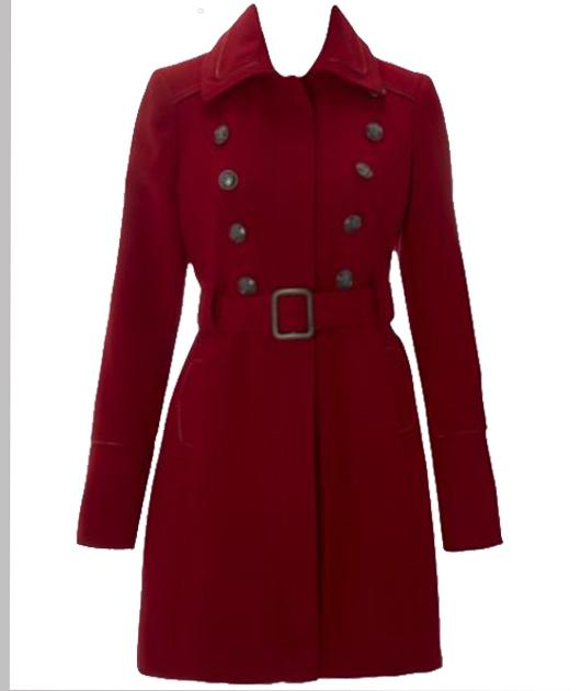 Sample some royal style your way in this drop waisted coat, perfect for bagging your own Prince in. £50, Matalan.co.uk