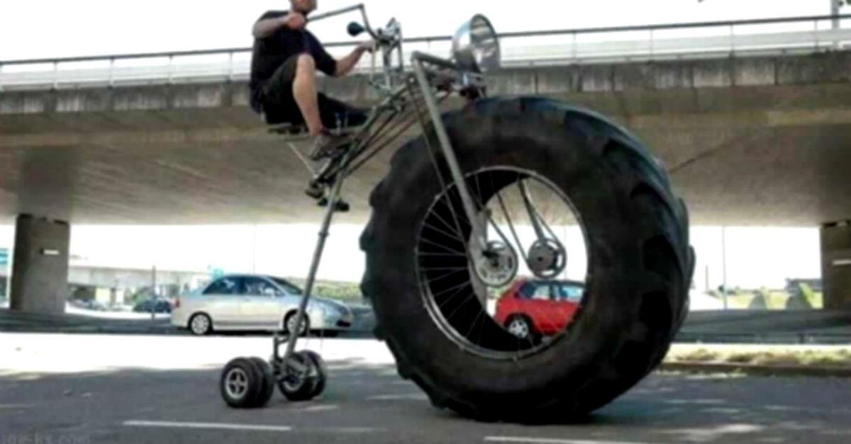 36 Most Bizarre Rides We Could Find