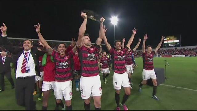 Western Sydney beat Brisbane to reach A-League Grand Final
