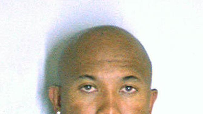 """In this photo released by the Dekalb County Sheriff's office,  Hines Ward is shown on Saturday, July 9, 2011.  The DeKalb County sheriff's office says the former Super Bowl MVP and """"Dancing With the Stars"""" champ was arrested early Saturday. Ward was booked into the DeKalb County jail in suburban Atlanta at 3:41 a.m. ET and charged with driving under the influence. He was released on  $1,300 bond.  (AP Photo/Dekalb County Sheriff's office)"""