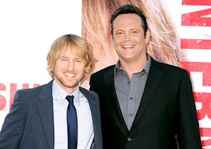 Vince Vaughn and Owen Wilson Talk Kids, Reuniting for The Internship