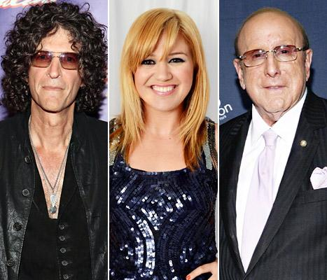 "Howard Stern Slams Clive Davis Over Kelly Clarkson Comments: ""I Find It Sickening"""