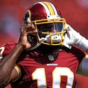Should fantasy owners finally drop RG3?