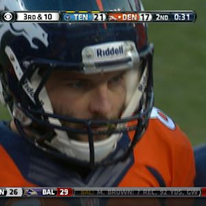 Denver Broncos wide receiver Wes Welker suffers concussion
