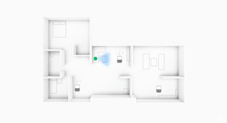 Google hopes people will buy multiple Homes for their homes