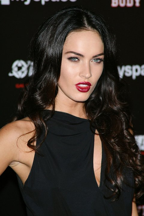 2009 Comic Con Jennifer's Body Panel Megan Fox