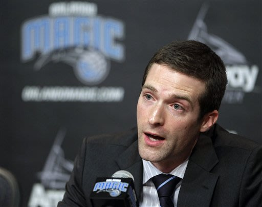 New Magic GM says no decision made yet on Howard