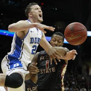Snaer, Seminoles beat Duke, 62-59, reach ACC final