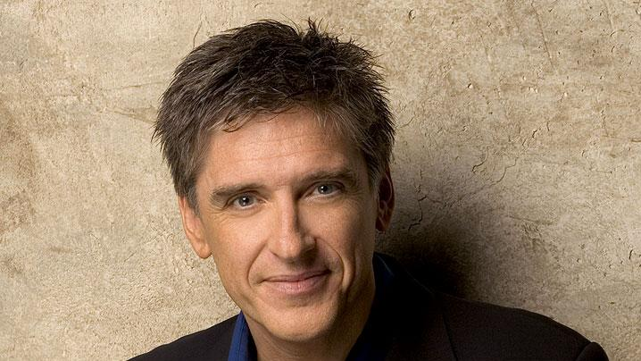 Craig Ferguson, the host of The Late Late Show With Craig Ferguson on CBS.