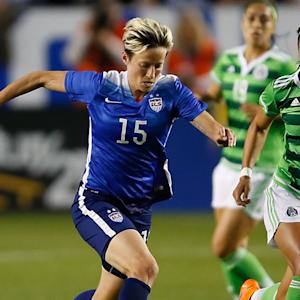 Team USA's extra advantage heading into Women's World Cup