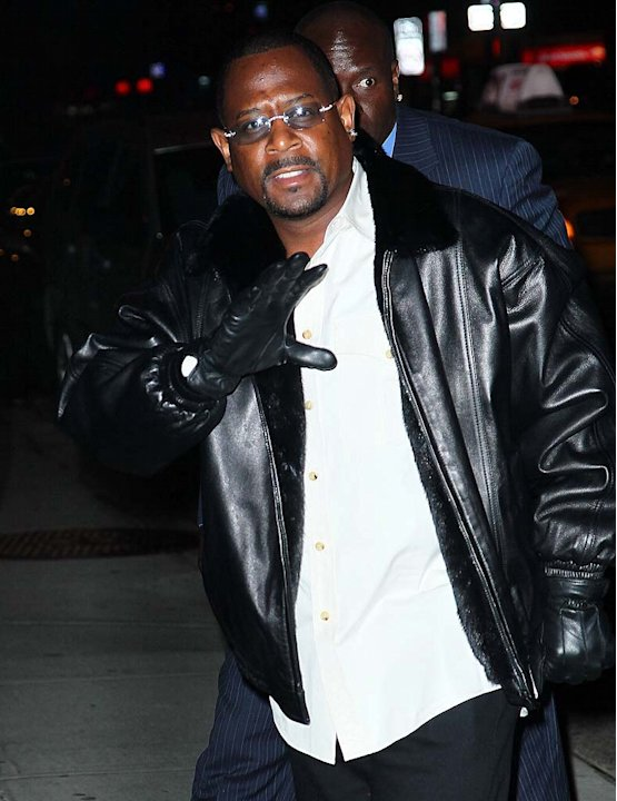 Martin Lawrence Letterman