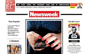 After struggling for years, Newsweek's print edition will be put to rest at year's end.
