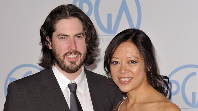 21st Annual Producers Guild Awards 2010 Jason Reitman Michele Lee