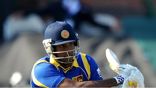 Cricket - Easy win for Sri Lanka