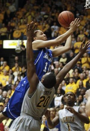 No. 19 Wichita State beats Drake 81-58