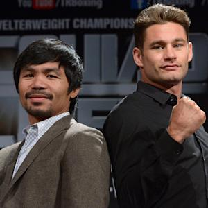 Prediction for Pacquiao versus Algieri fight