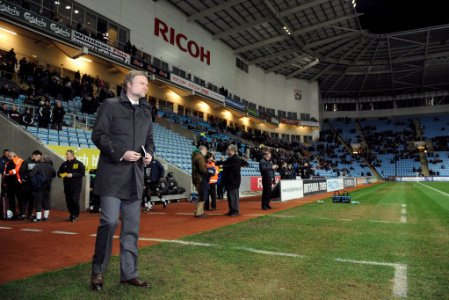 Soccer - npower Football League One - Coventry City v Colchester United - Ricoh Arena