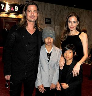 "Brad Pitt on Angelina Jolie's Mastectomy Decision: ""She's a Badass!"""