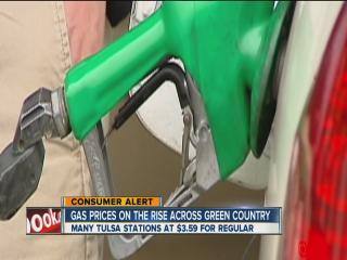 Factors combine to raise Okla. gas prices