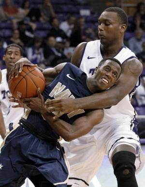 TCU slips past Navy 47-45