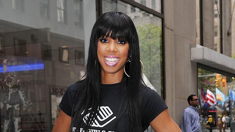 Kelly Rowland Boys Girls Club