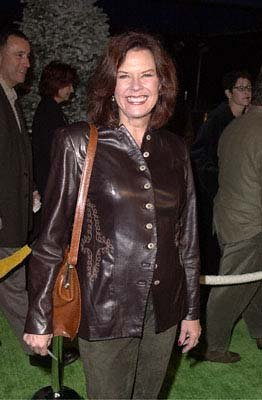 Premiere: JoBeth Williams at the Universal Amphitheatre premiere of Universal's Dr. Seuss' How The Grinch Stole Christmas - 11/8/2000