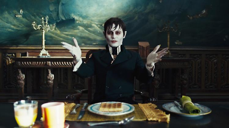 dark Shadows Stills