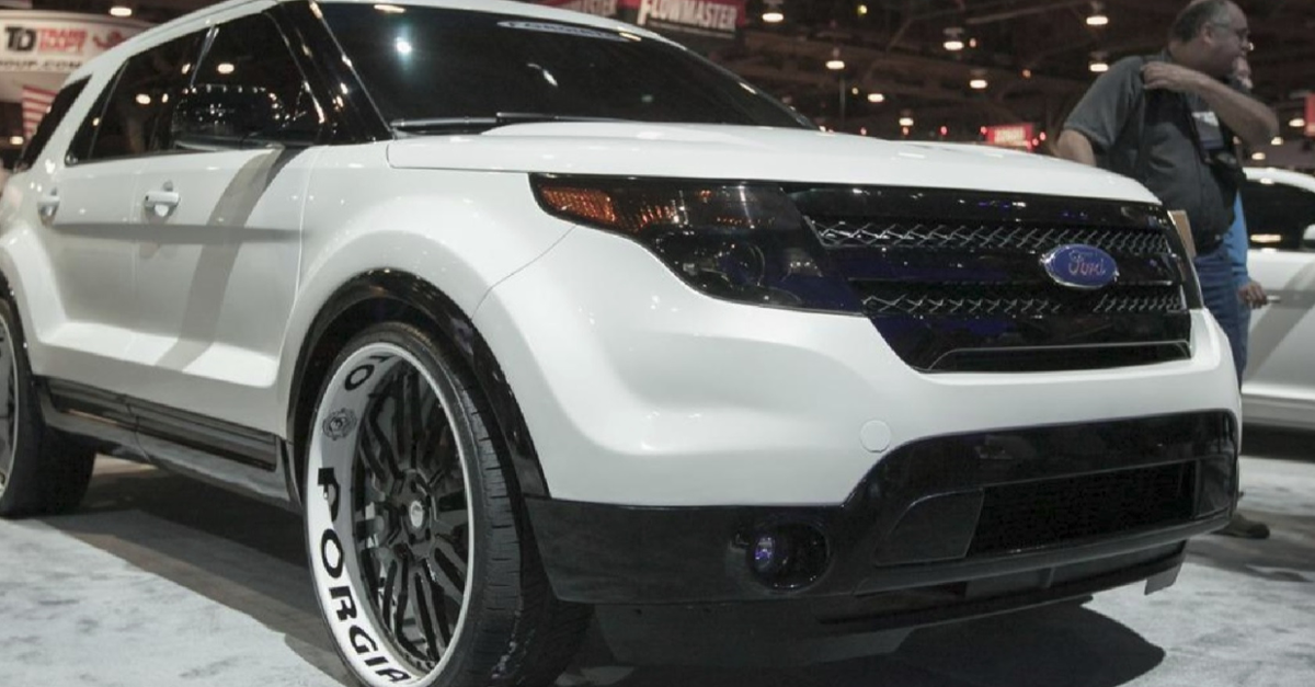 See The Top 3 SUVs Under $40k
