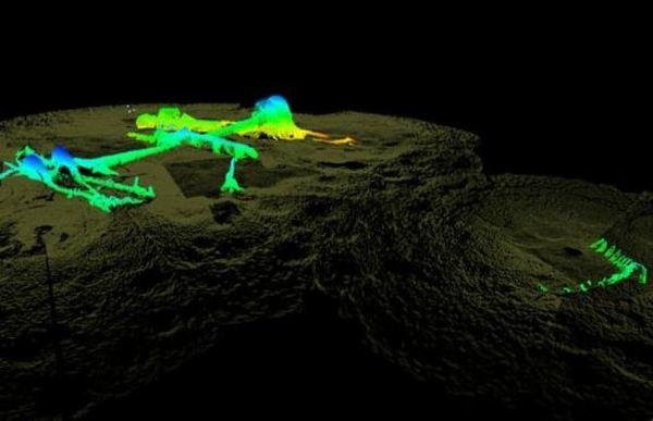 New 3D Map of Civil War Shipwreck Released