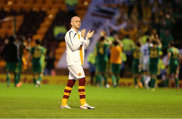 Soccer - UEFA Europa League - Third Qualifying Round - First Leg - Motherwell v Kuban Krasnodar - Fir Park