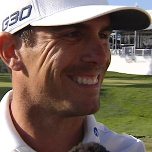 Billy Horschel interview after Round 1 of Cadillac Match Play