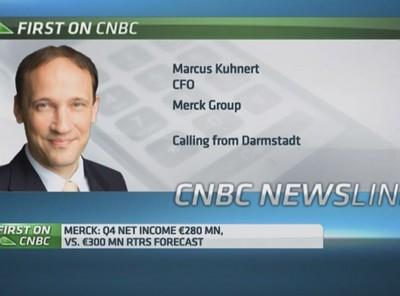 Why we're cautious about 2015: Germany's Merck