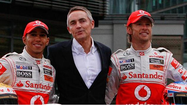 Whitmarsh: McLaren back in the hunt