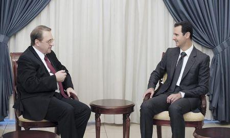 Syria gets Russian arms under deals signed since conflict began - Assad
