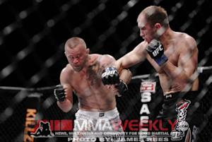 After a Year Off, Brian Ebersole Ready to Resume Climb Up the UFC Mountain