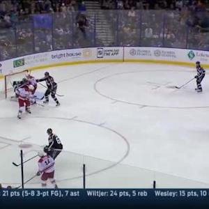 Ben Bishop Save on Eric Staal (05:56/3rd)