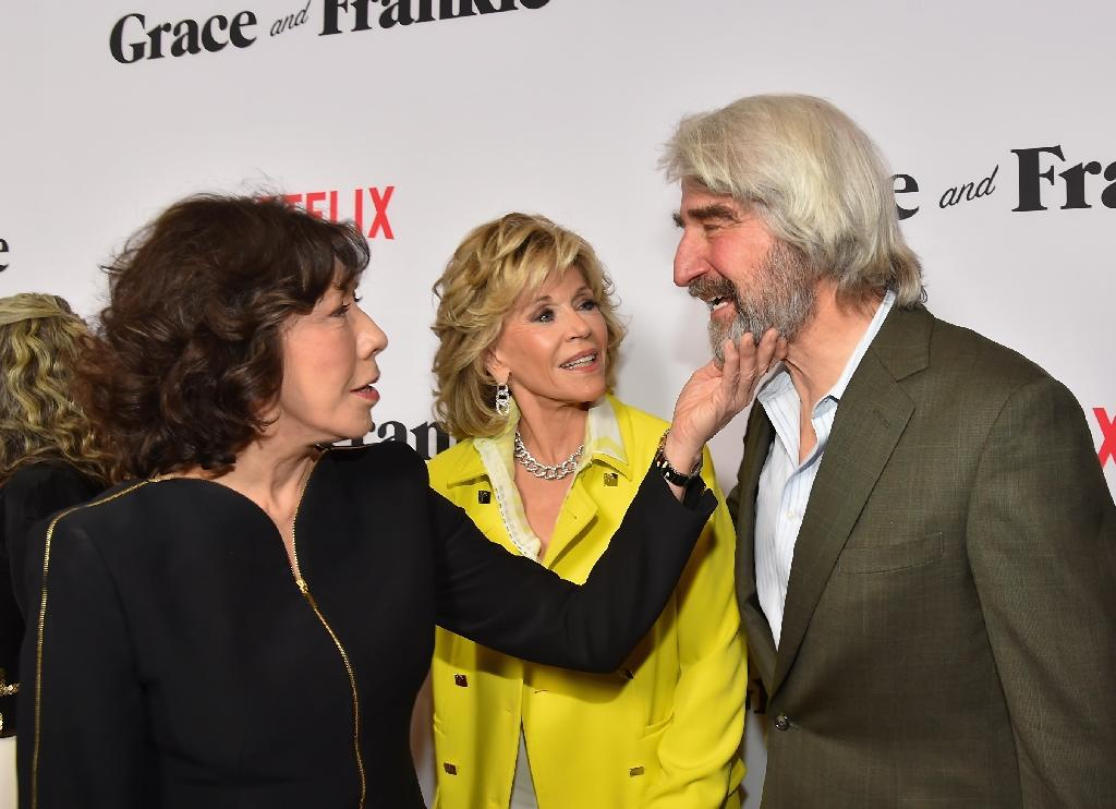 Netflix targets older viewers with 'Grace and Frankie'