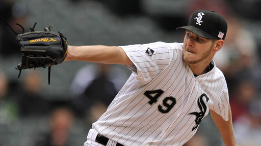 Sale, White Sox shut down fading Athletics 1-0